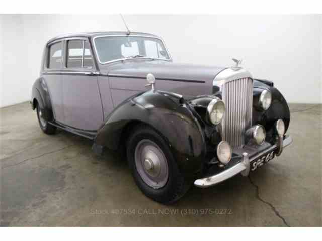 1949 Bentley Mark VI | 912417