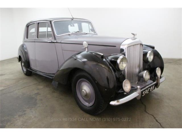 1949 Bentley Mark VI | 912417