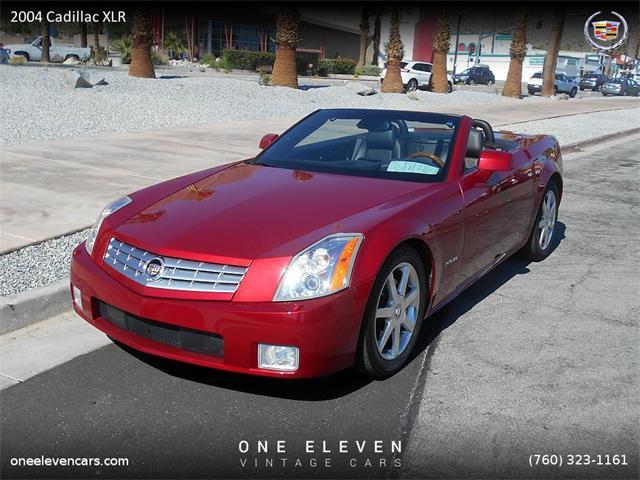 2004 Cadillac XLR | 912422