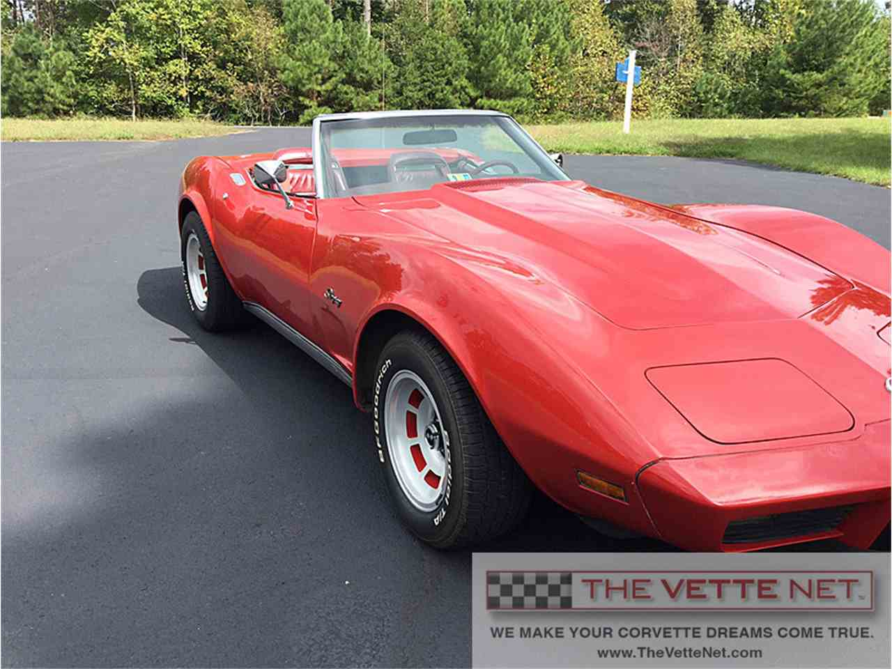 1975 chevrolet corvette for sale cc 912428