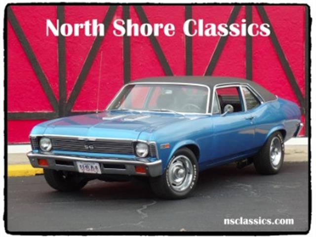 1970 Chevrolet Nova | 912430