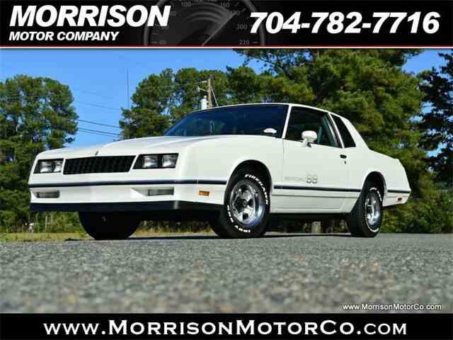 1983 Chevrolet Monte Carlo | 912432