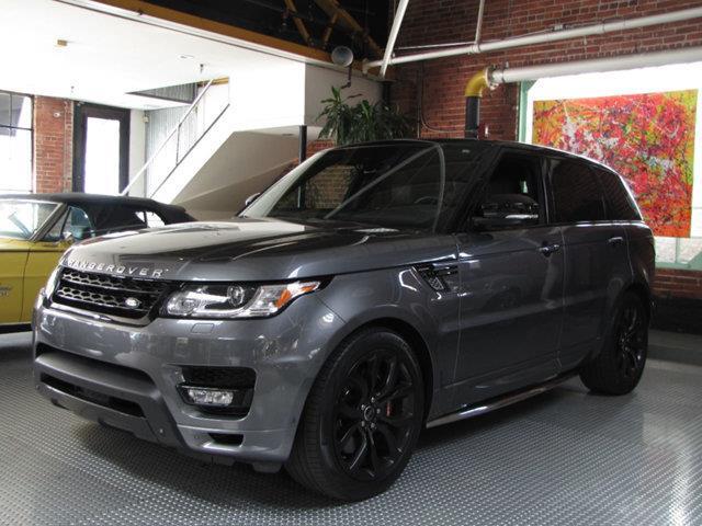 2014 Land Rover Range Rover Sport | 912436