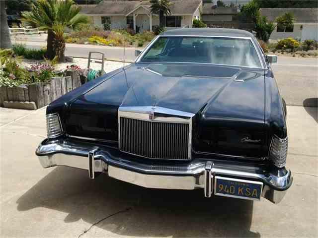 1974 Lincoln Mark IV | 910244