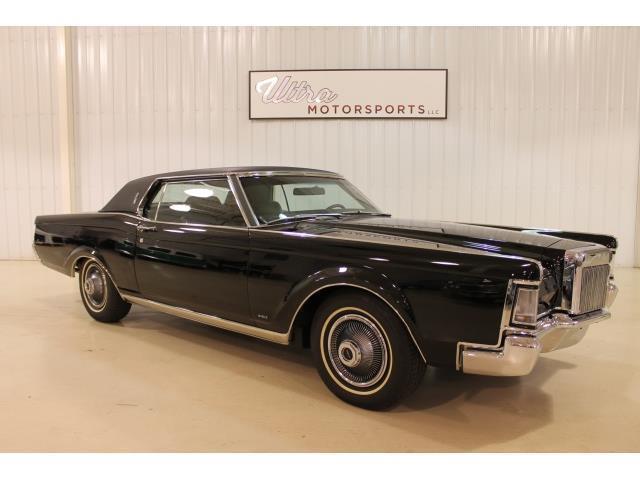 1969 Lincoln ContinentalMark III | 912459
