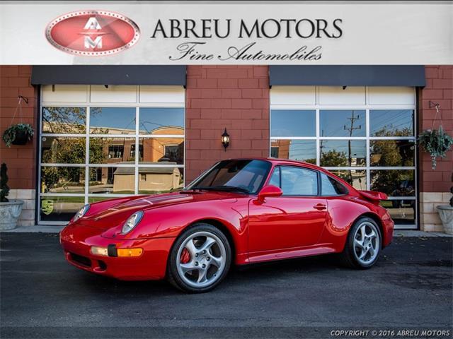 1996 Porsche 911 | 912474