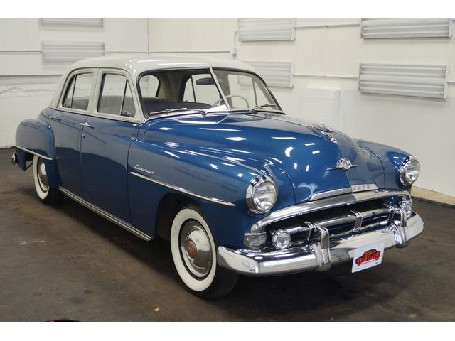 1952 Plymouth Cambridge | 912478