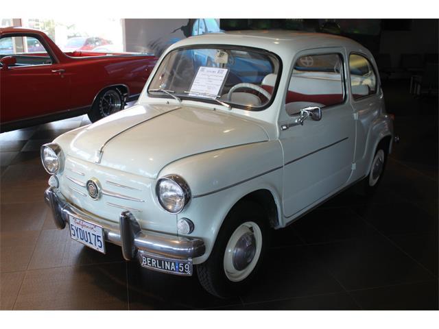 1959 Fiat 600 Berlina | 912499