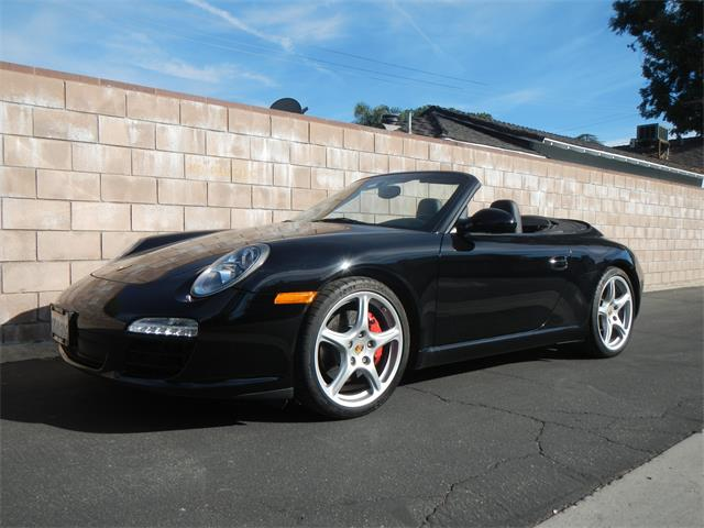 2009 Porsche Cabriolet | 910250