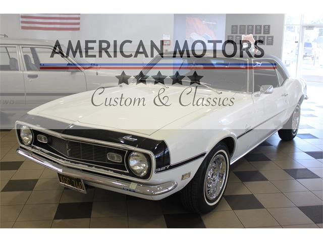 1968 Chevrolet Camaro | 912501