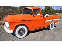 1958 Chevrolet Fleetside for Sale - CC-912505