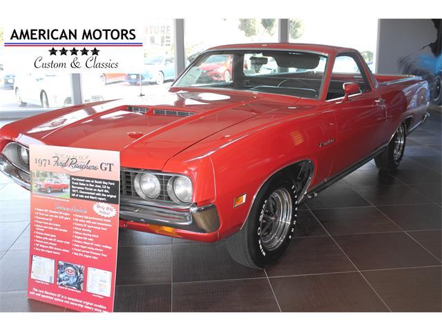1971 Ford Ranchero | 912507