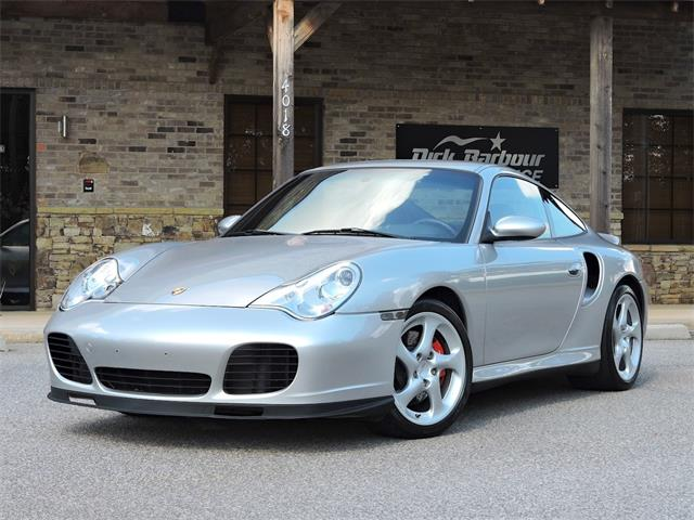 2003 Porsche 911 Carrera Turbo | 912508