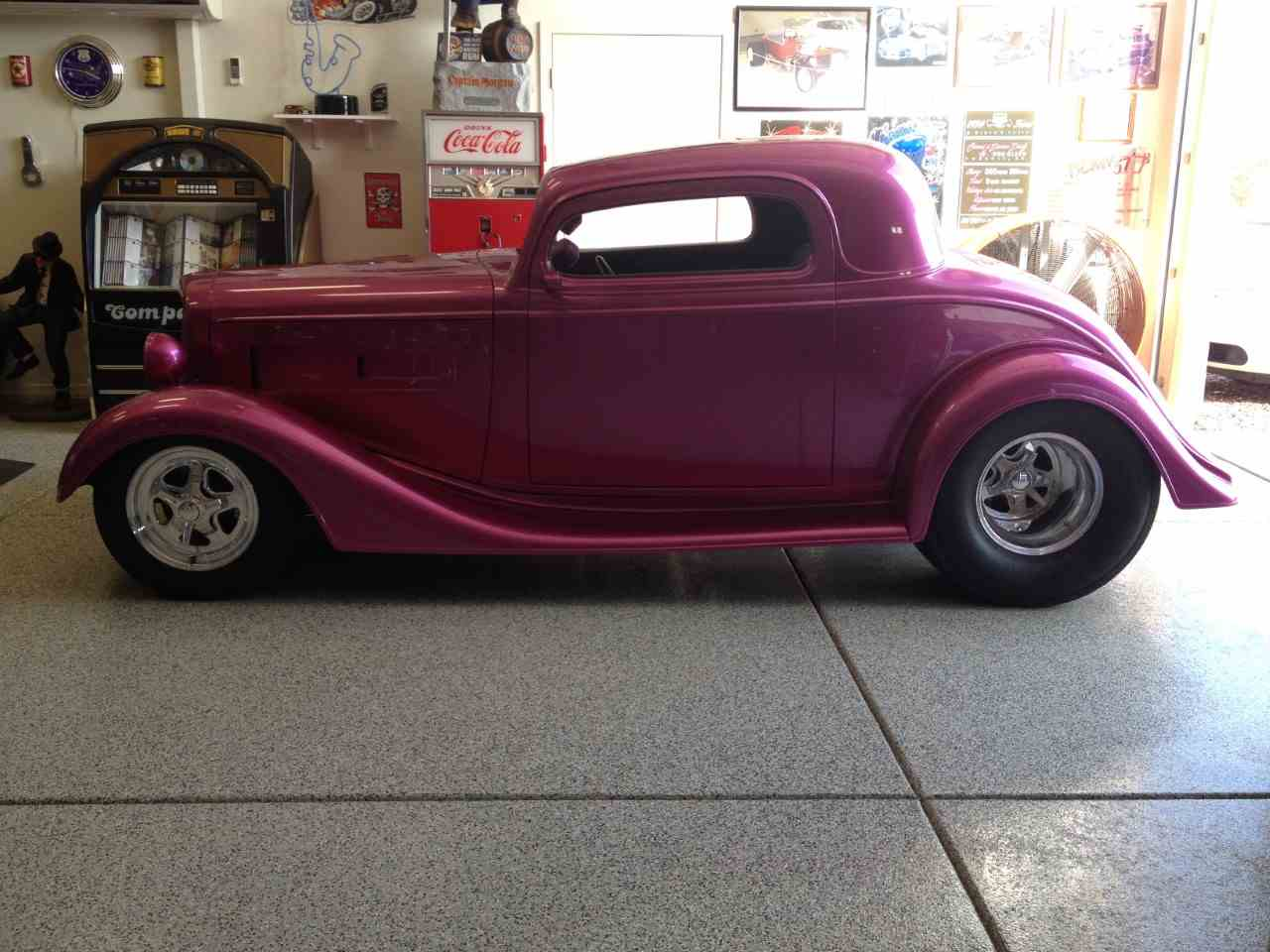 1934 Chevrolet Coupe for Sale - CC-910251