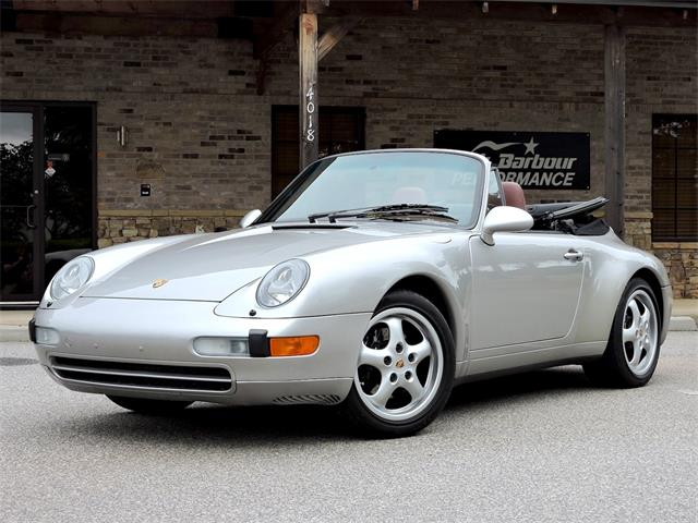 1998 Porsche 911 Carrera | 912510