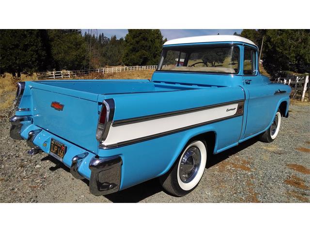 1958 Chevrolet Cameo | 912513