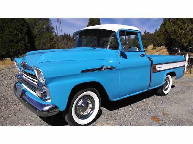 1958 Chevrolet Cameo   912513