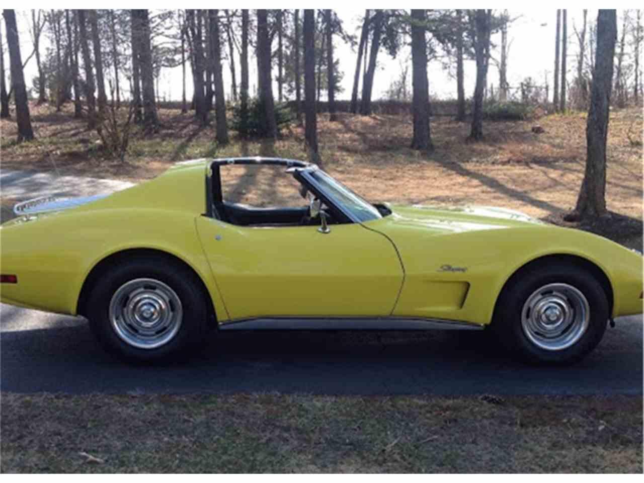 Large Picture of '76 Corvette - JK3R