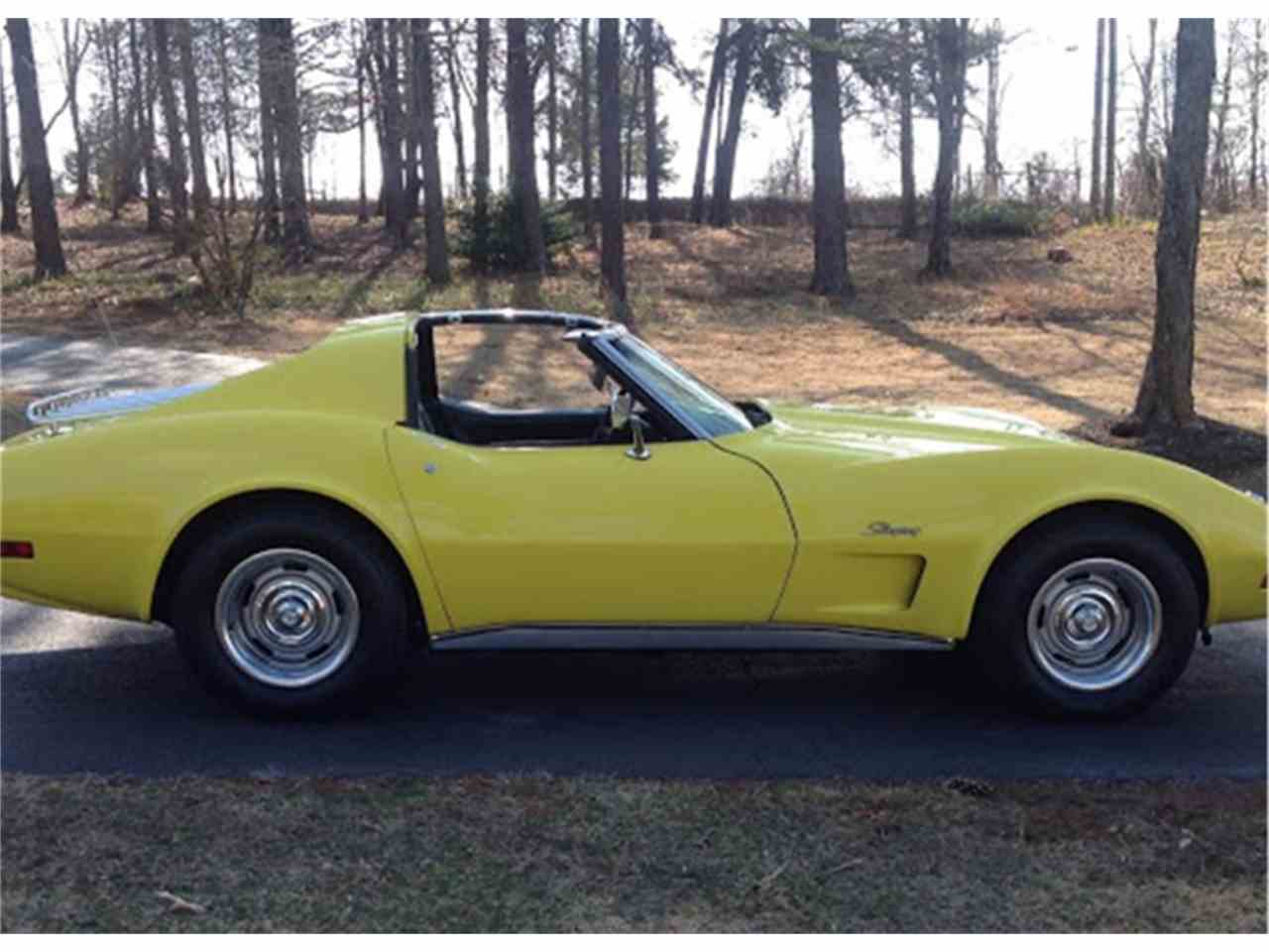 1976 Chevrolet Corvette for Sale - CC-912519