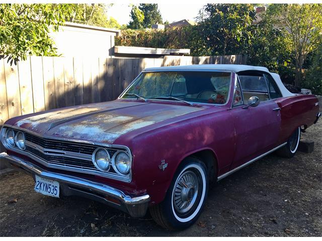 1965 Chevrolet Malibu | 912520