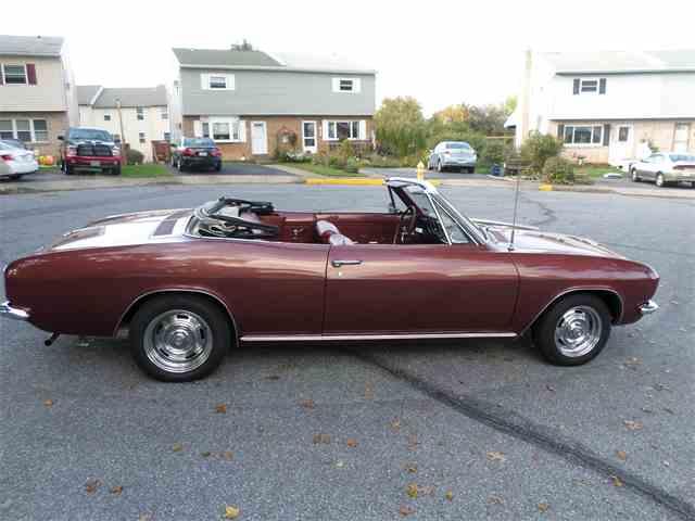 1966 Chevrolet Corvair Monza | 912521