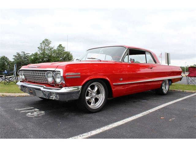 1963 Chevrolet Impala SS | 912526