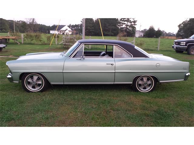 1967 Chevrolet Nova II SS | 912531