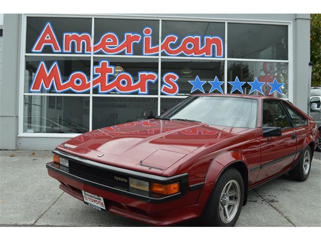 1985 Toyota Supra | 912533