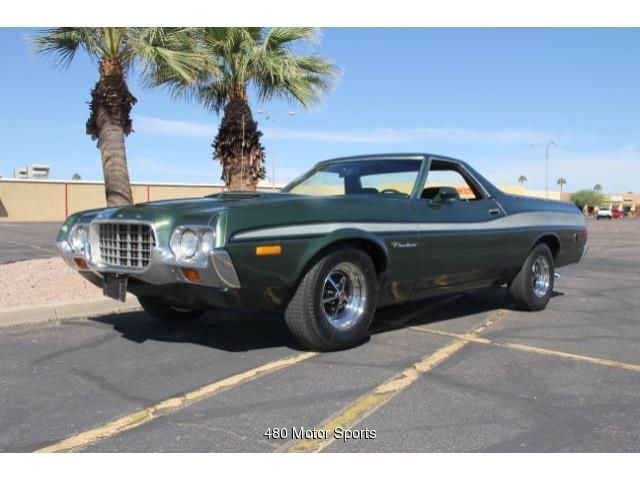 1972 Ford Ranchero | 912541