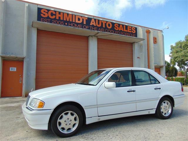 1999 Mercedes-Benz C-Class | 912543