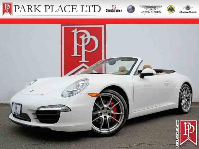 2012 Porsche 911 | 912550
