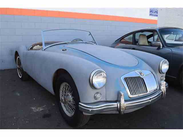 1957 MG MGA | 912555