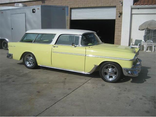 1955 Chevrolet Nomad | 912556