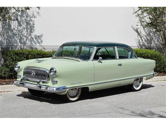 1953 Nash Statesman | 912559