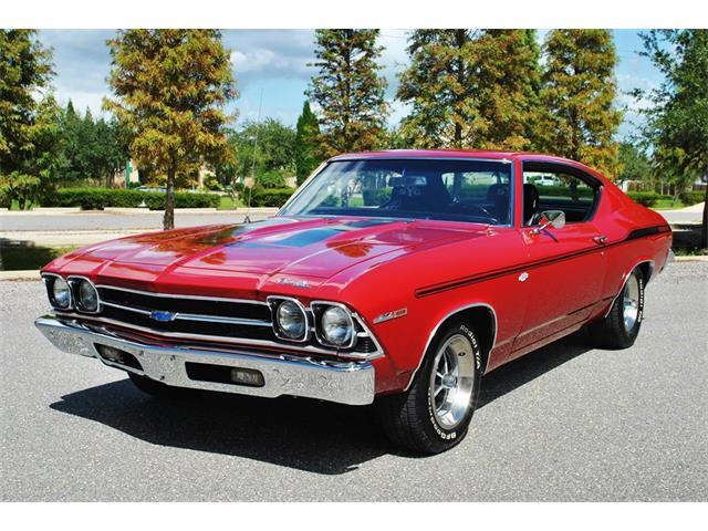 1969 Chevrolet Chevelle | 912570