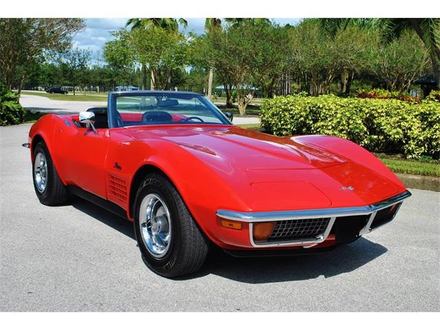 1972 Chevrolet Corvette | 912571