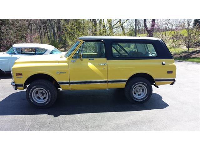 1970 Chevrolet Blazer | 912572