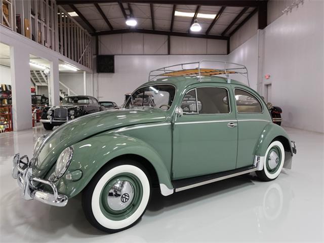 1957 Volkswagen Beetle | 912583