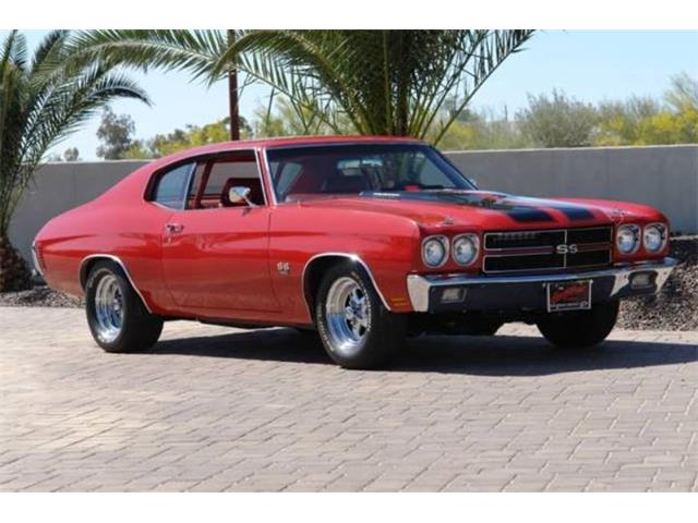 1970 Chevrolet Chevelle | 912597