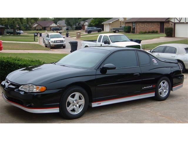 2002 Chevrolet Monte Carlo SS | 910261
