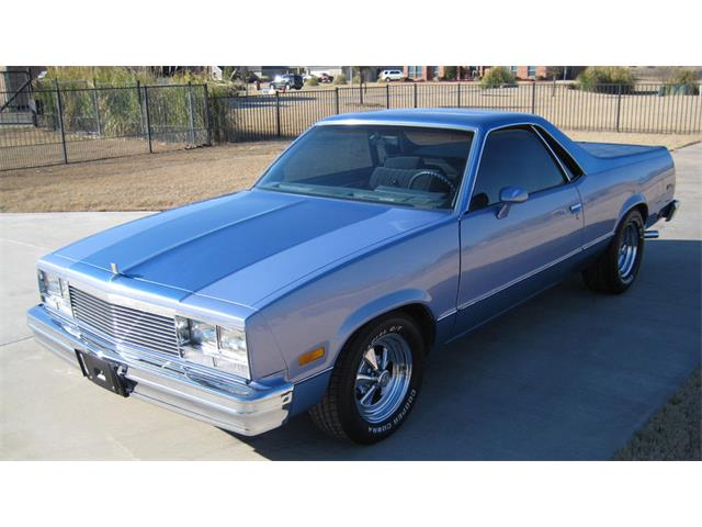 1984 GMC Caballero | 910262