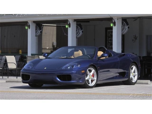 2003 Ferrari 360 | 912624