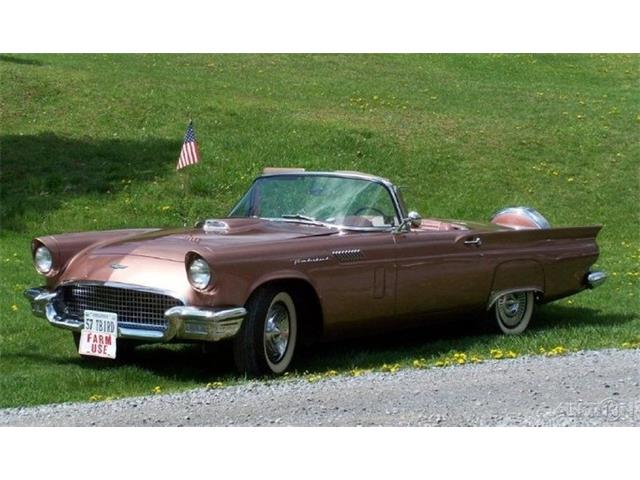 1957 Ford Thunderbird | 912638