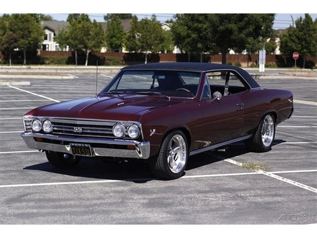 1967 Chevrolet Chevelle | 912647