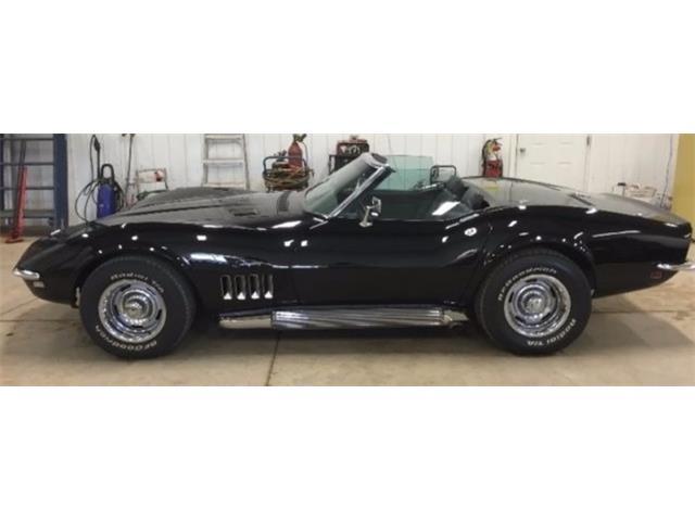 1969 Chevrolet Corvette | 912658