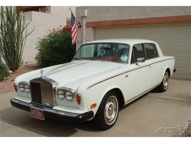 1979 Rolls Royce Silver Shadow II | 912661