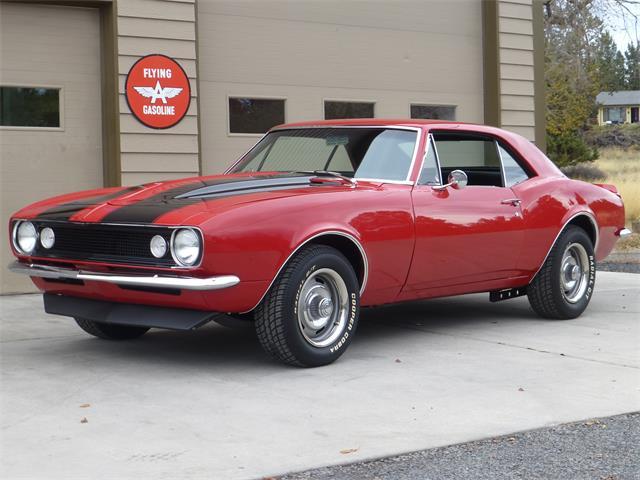 1967 Chevrolet Camaro | 912681