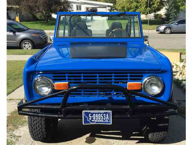1977 Ford Bronco | 912684