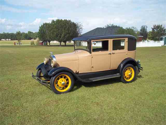 Picture of 1929 Ford Model A located in Irvington ALABAMA - $12,999.00 - JK8E
