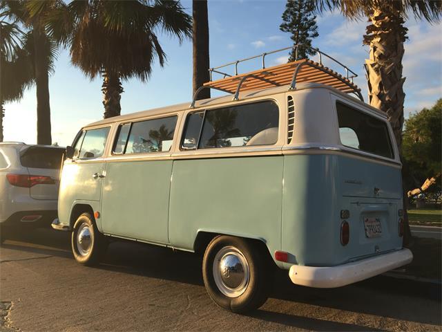 1968 Volkswagen Van   912698